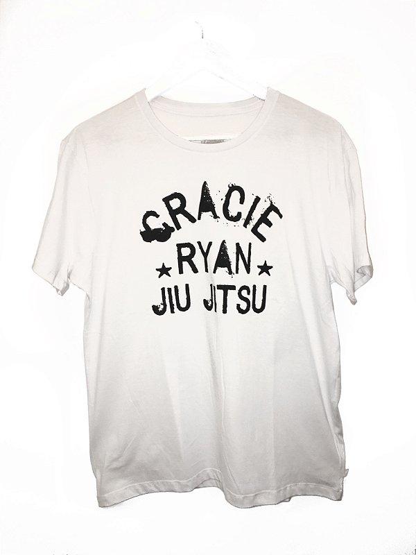 e037e075d Gracie Ryan- jiu jitsu BRANCA - LutaShop - Produtos Família Gracie