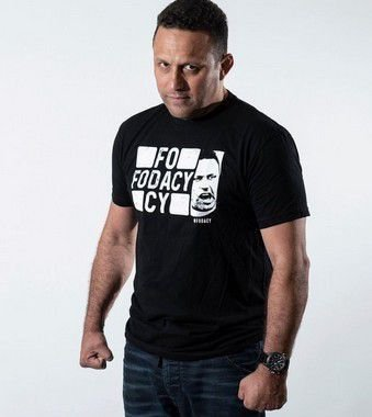 217d0b802 Camiseta Fodacy - LutaShop - Produtos Família Gracie