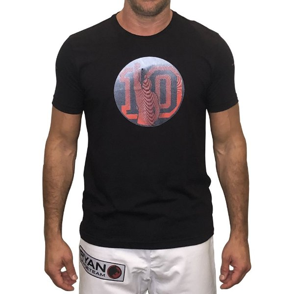Camiseta Champion Preta