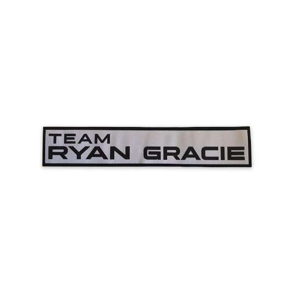Patch Ryan Gracie Tem 300mm