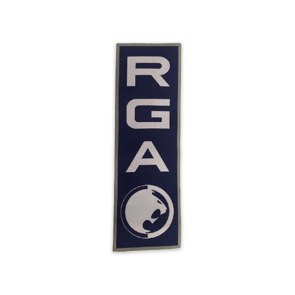 Patch Renzo Gracie Team 235mm