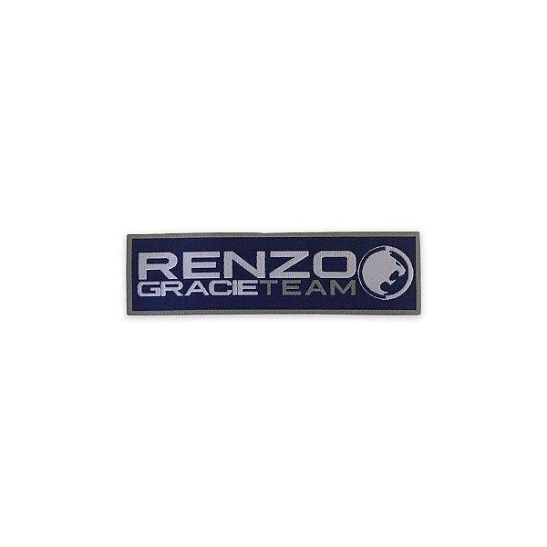 Patch Renzo Gracie Tem -  125mm