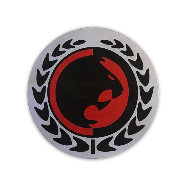 Patch Ryan Gracie 190mm