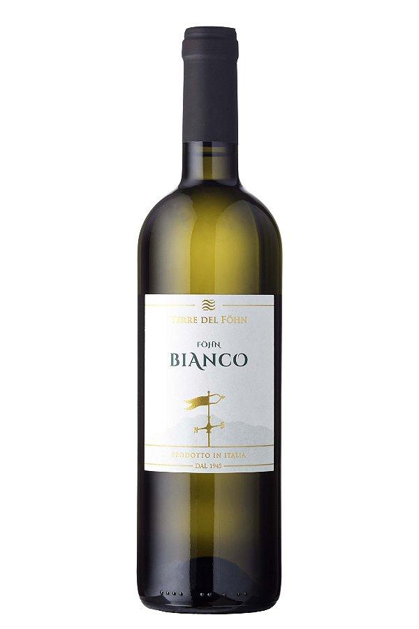 VINHO BRANCO ITALIANO CANTINE MONFORT FÖHN BIANCO 2016 750ML