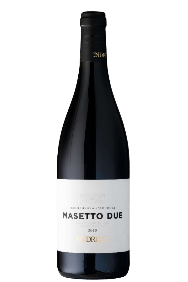 VINHO TINTO ITALIANO ENDRIZZI MASETTO DUE 2014 750ML