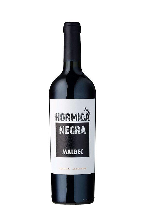 VINHO TINTO ARGENTINO HORMIGA NEGRA MALBEC 2019 750ML