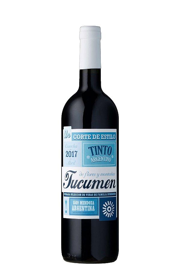 VINHO TINTO ARGENTINO TUCUMEN MALBEC ARGENTINO 2017 750ML