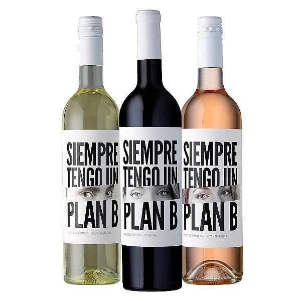 Kit Sommelier Plan B Março/Abril