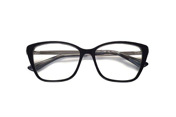Armação de Grau 765 Preto - Kessy - Óculos de Grau, de Sol e ... 0df435aac7