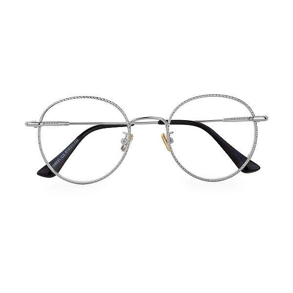 Óculos de Grau Kessy 710 Prata