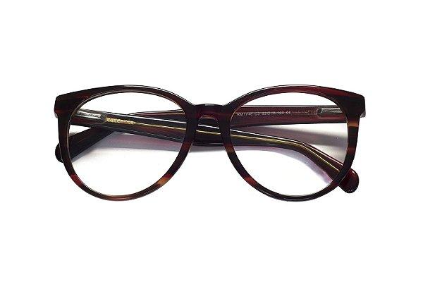 Óculos de Grau 690 listrado