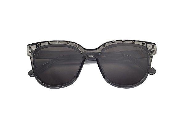 Óculos de Sol Kessy Set Prata