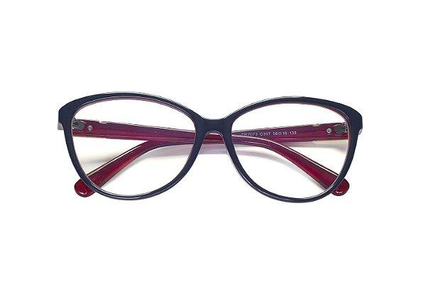 Óculos de Grau Kessy 730 Azul