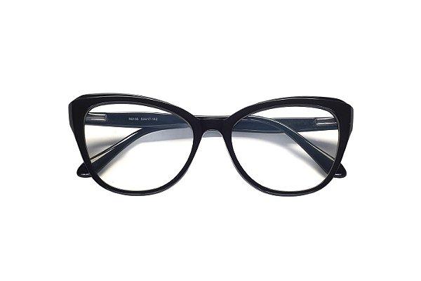 Armação de Grau 760 Preto - Kessy - Óculos de Grau, de Sol e ... 26f1fdc0d4