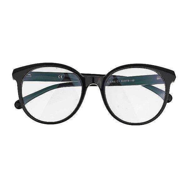 Armação de Grau 790 Preto - Kessy - Óculos de Grau, de Sol e ... c04e3fcfbc