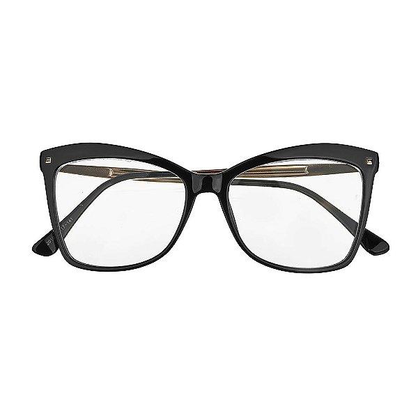 Armação de Grau 795 Preto - Kessy - Óculos de Grau, de Sol e ... 912b2ac17f