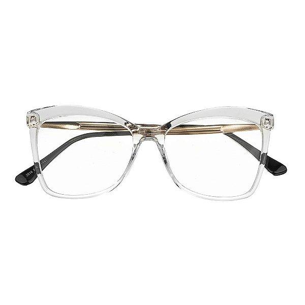 Armação de Grau 795 Transparente - Kessy - Óculos de Grau, de Sol e ... 5ae2bc1d71