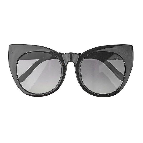 05ff9d38622c4 Óculos de Sol Kessy Valle Preto - Kessy