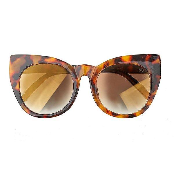 Óculos de Sol Kessy Valle Tartaruga