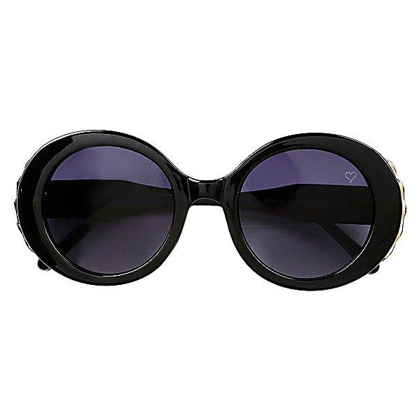 Óculos de Sol Kessy Modern Preto