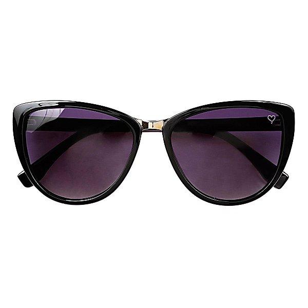 Óculos de Sol  San Preto
