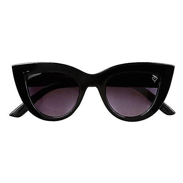 Óculos de Sol Mila Preto