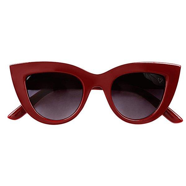 Óculos de Sol Mila Vinho