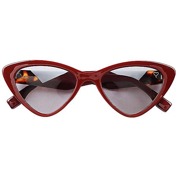 Óculos de Sol Alba Vinho