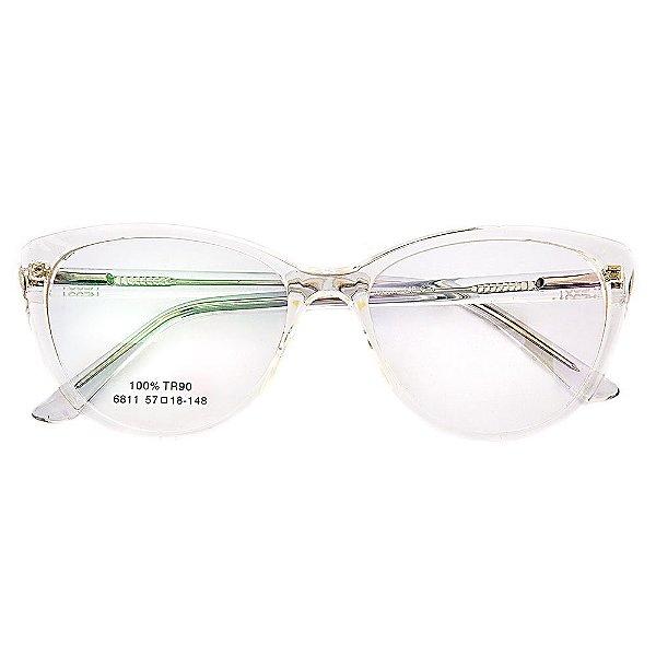 Óculos de Grau Kessy 915 Transparente
