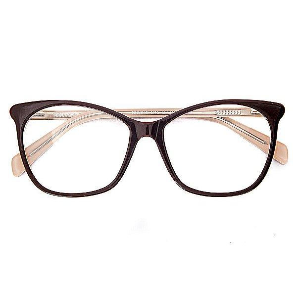 Óculos de Grau Kessy 925 Marrom