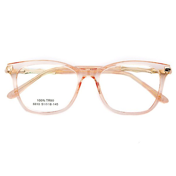 0b75439952108 Óculos de Grau Kessy 930 Dourado - Kessy