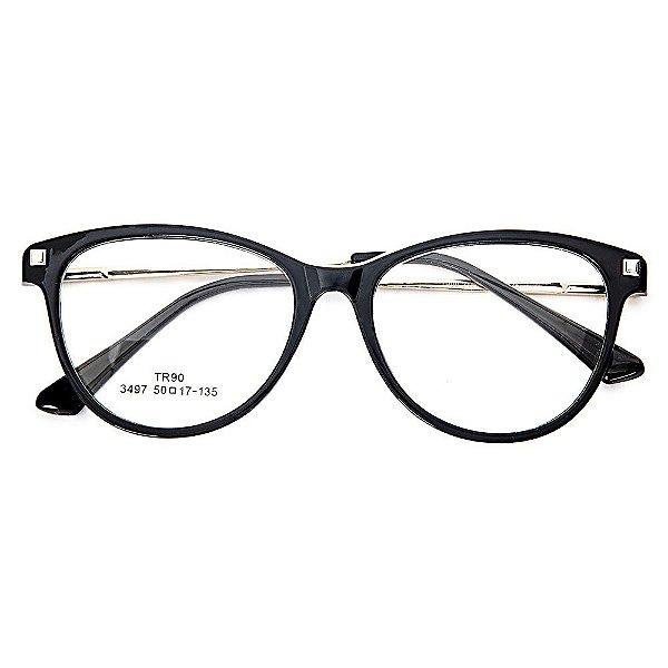 Óculos de Grau Kessy 940 Preto