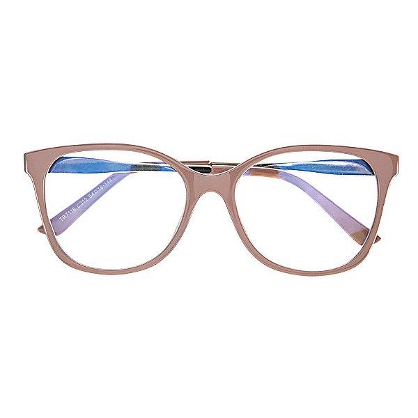 Armação de Grau 950 Nude - Kessy - Óculos de Grau, de Sol e Calçados ... a760c8ddb4