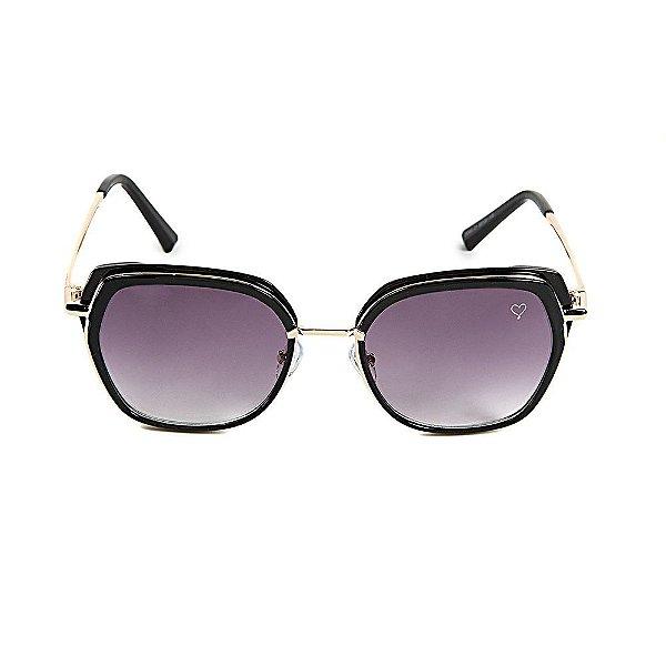 Óculos de Sol Mabeli Preto