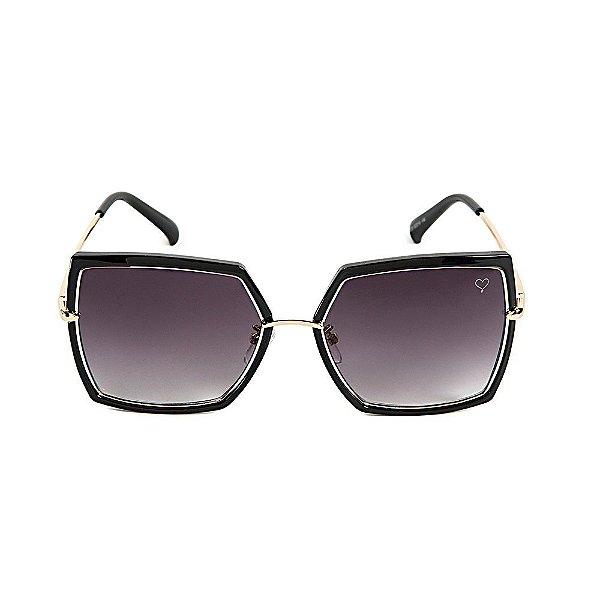 Óculos de Sol Canvas Preto
