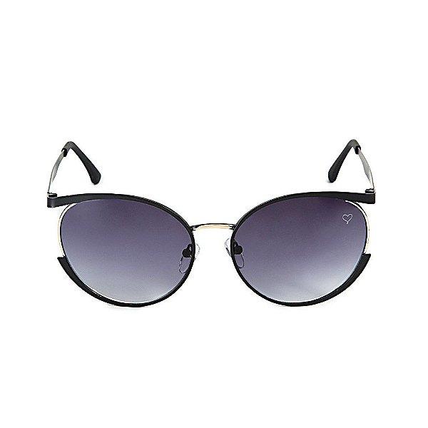 Óculos de Sol Kessy Loren Preto