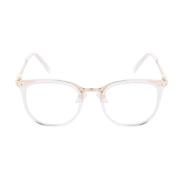 Óculos de Grau Kessy 445 Transparente
