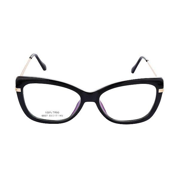 Óculos de Grau Kessy 920 New Preto