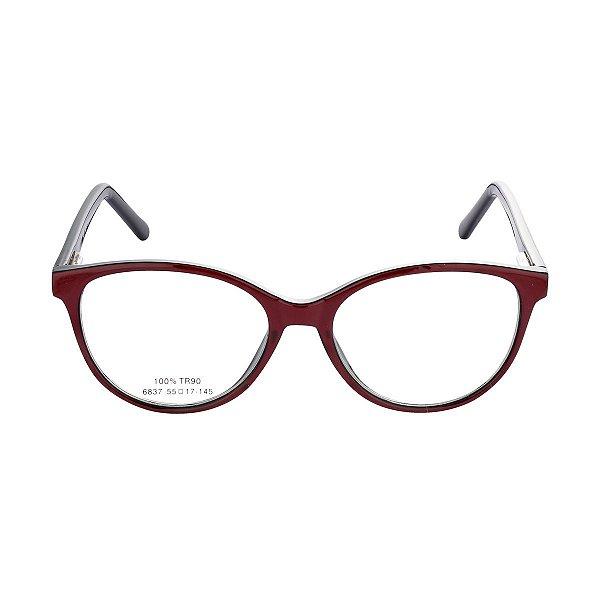Óculos de Grau Kessy 995 Vinho