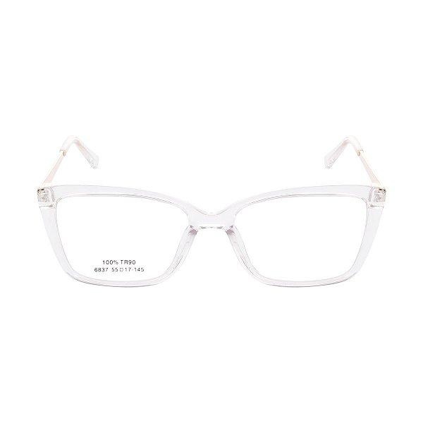 Óculos de Grau Kessy 980 Transparente
