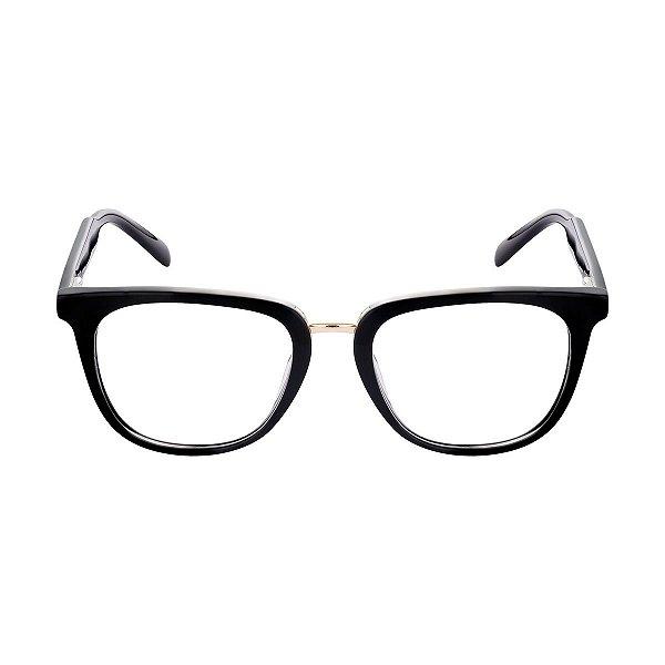 d999e6d24 Óculos de Grau Kessy 990 Preto - Kessy | Compre moda feminina online ...