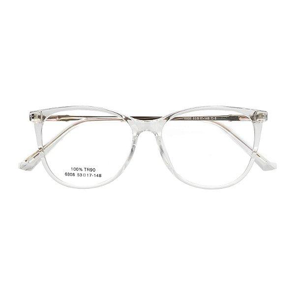 Óculos de Grau Kessy 735 New Transparente