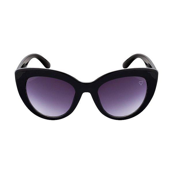 Óculos de Sol Kessy Madri Preto
