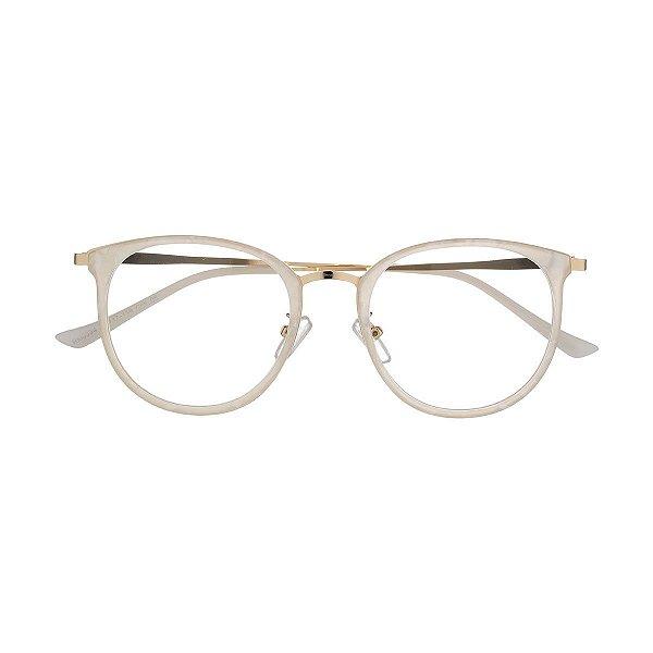Óculos de Grau Kessy 865 Madrepérola