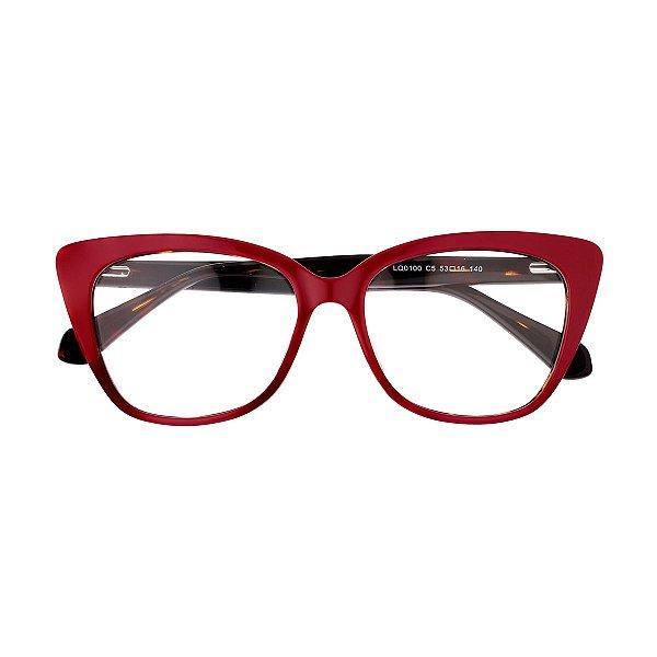 Óculos de Grau Kessy 695 Vinho