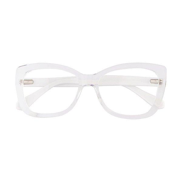 Óculos de Grau Kessy 825 Transparente