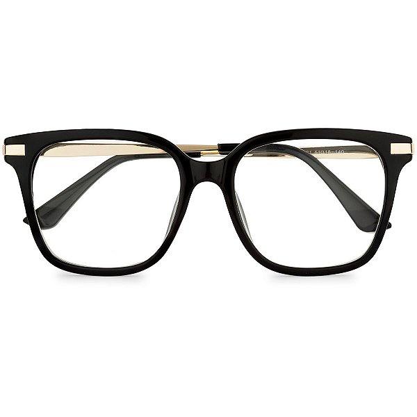Óculos de Grau Kessy 650 Preto