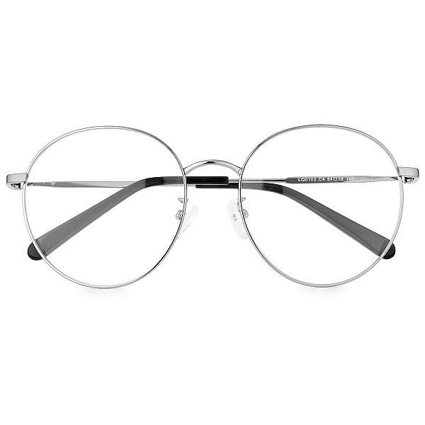 Óculos de Grau Kessy 110 Prata