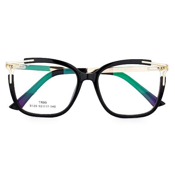Óculos de Grau Kessy 125 Preto