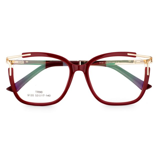 Óculos de Grau Kessy 125 Vinho